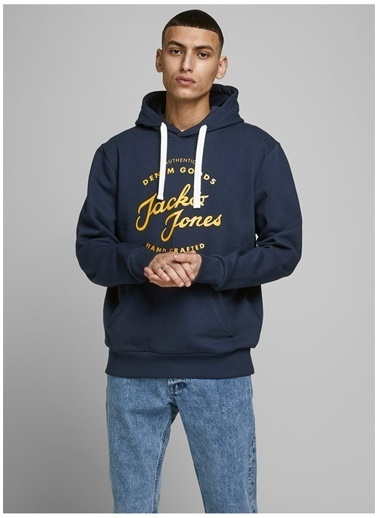 Jack & Jones Jack & Jones 12175062 Sweatshirt Lacivert